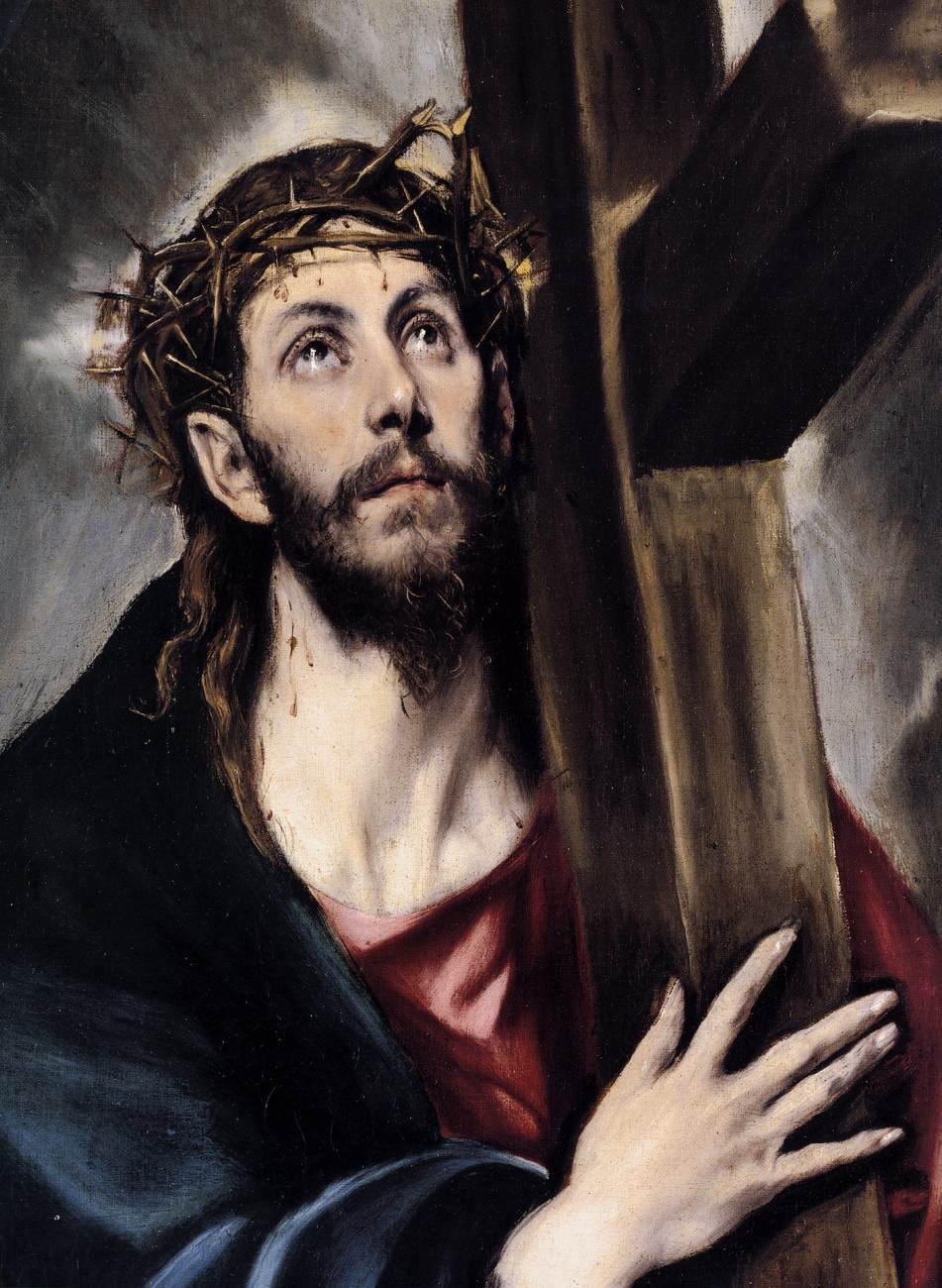 Carrying The Cross – by Bishop Serapion