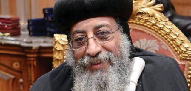 General Youth Meeting with Pope Tawadros II