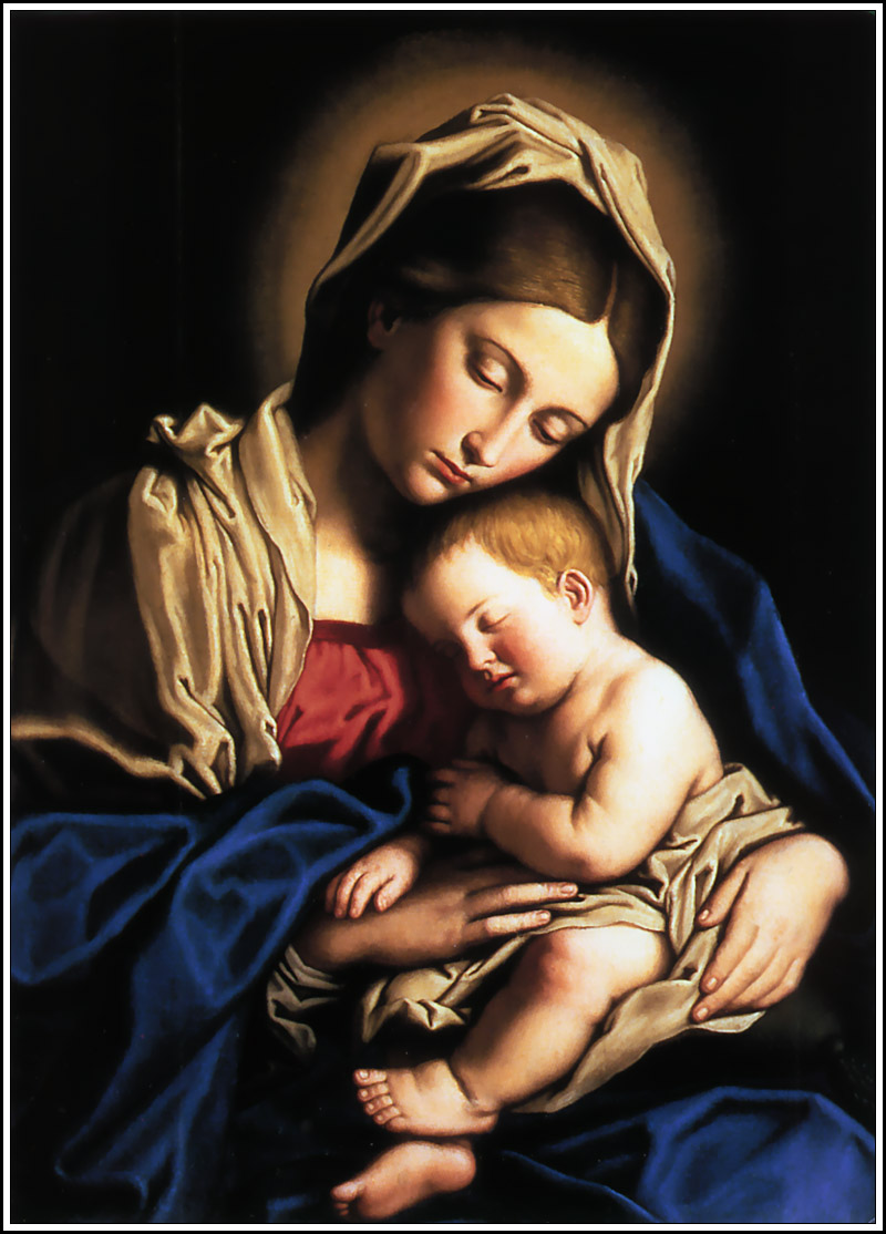 The Blessed Virgin Mary and the Love of Honor